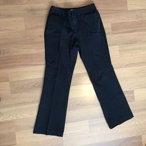 Size 12 St. John's Bay Black Pants